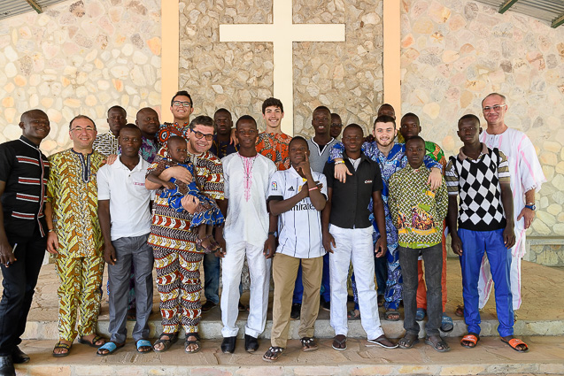 Dicembre 2016: nella missione di Cotiakou in Benin
