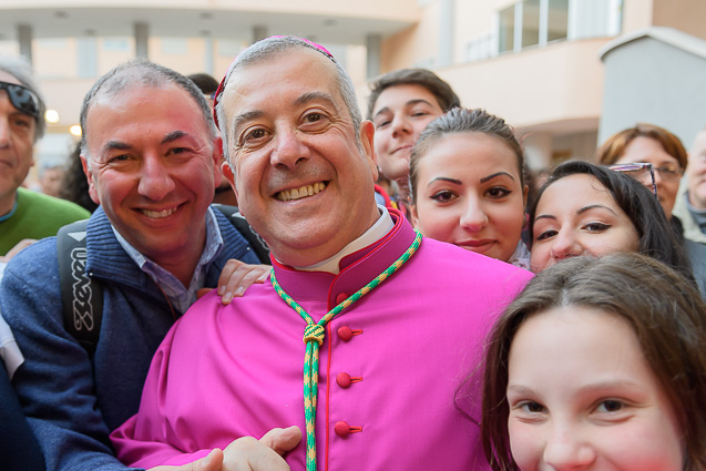Ordinazione episcopale di Mons. Giovanni Checchinato