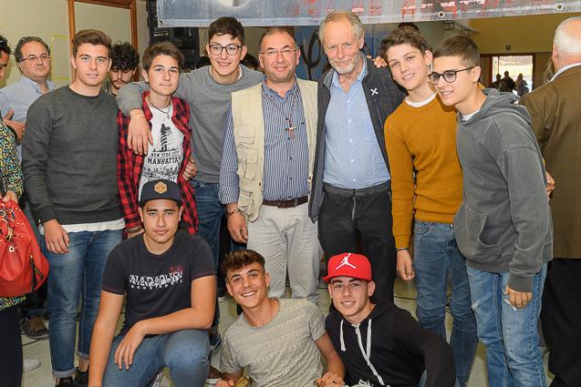 8 maggio 2017: a Scampia con Erri De Luca