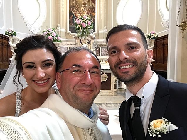 Matrimonio di Leo e Federica