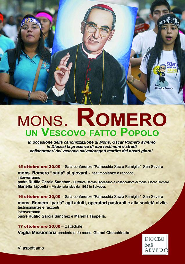Mons. Romero: un vescovo fatto popolo