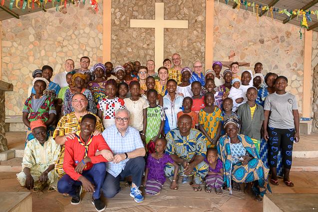 Dicembre 2018: nella missione di Cotiakou in Benin
