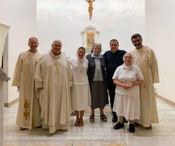 Ultimo saluto alle Suore Salesiane